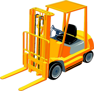 common forklift terms
