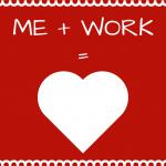 ME +WORK= (1)