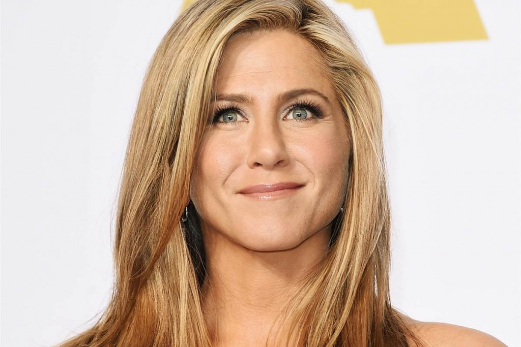 Jennifer Aniston worked as a Telemarketer and a waitress before landing her role on Friends.