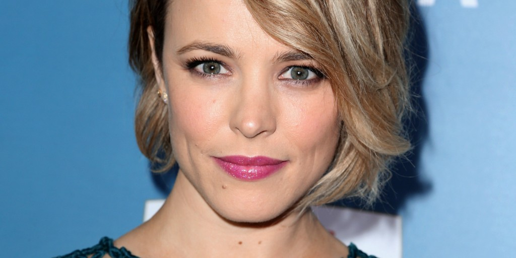 Rachel McAdams worked for the Golden Arches (McDonalds) for 3 summers early in her career.
