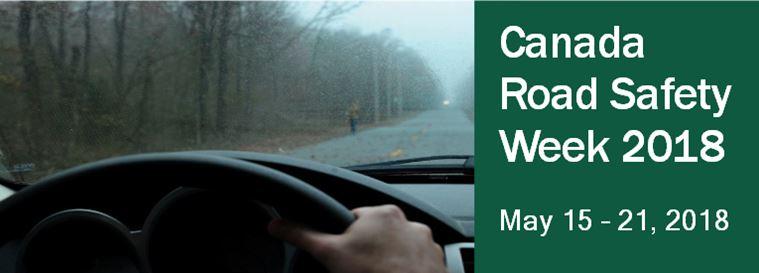 Canada Road Safety Week
