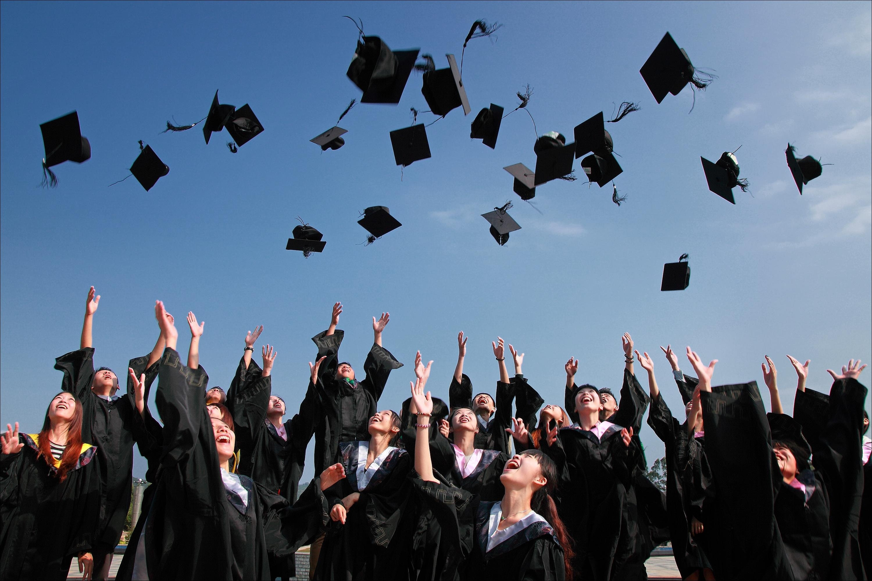 tips for grads